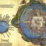 Este es el mapa más antiguo de la Ciudad de México