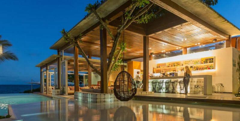 los 7 mejores hoteles de tulum seg n los viajeros m s de. Black Bedroom Furniture Sets. Home Design Ideas