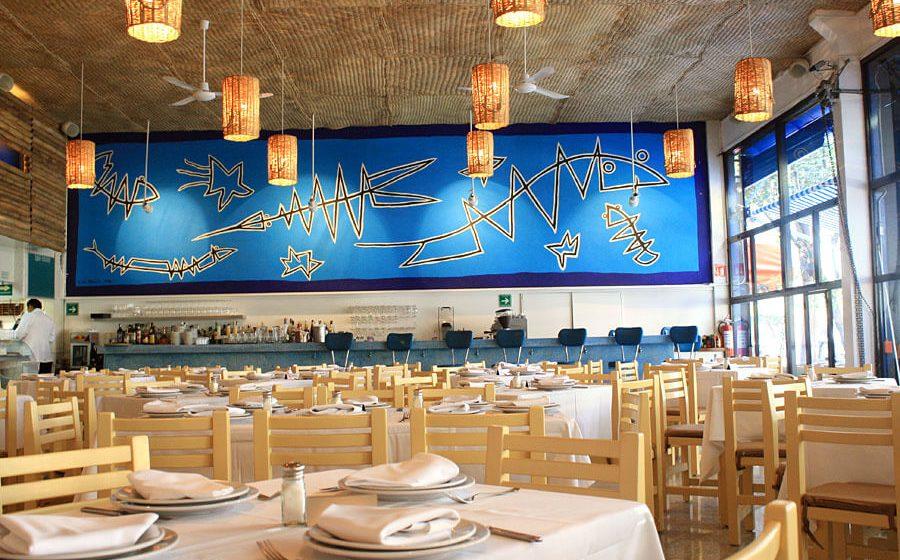mejores restaurantes-de-mexico restaurant contramar