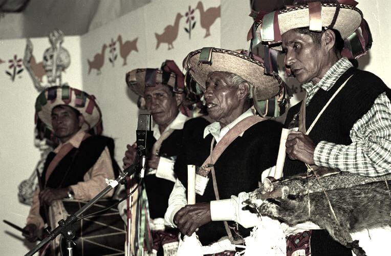 musica sones indigenas cantos encaminar muertos