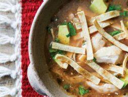 sopa de lima yucateca receta