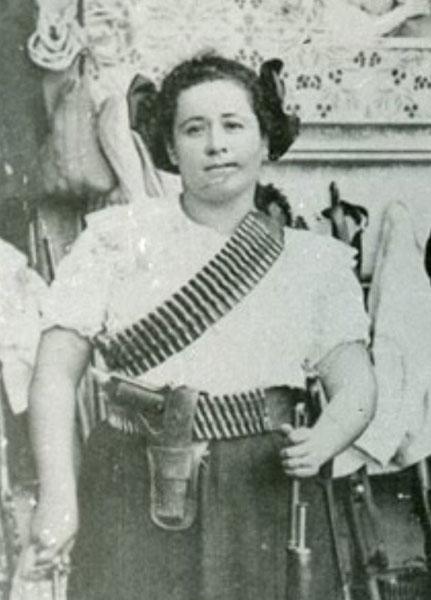 Amelia Robles ávila La Coronel Que Se Vistió De Hombre En