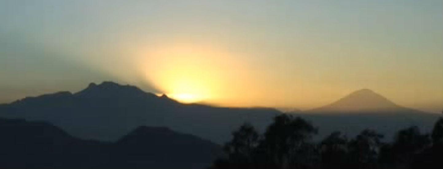 cerro de la estrella solsticio de invierno aztecas