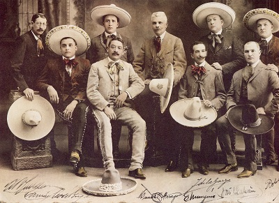 charros charreada mexico patrimonio