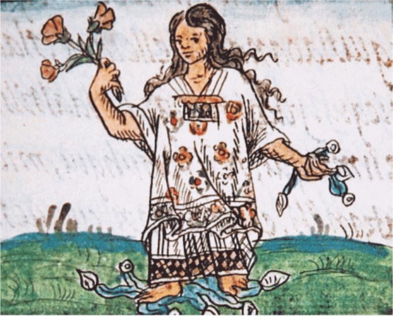 erotismo nahua cantares mexicanos