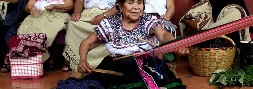 manuela lino bella maestra artesana textil mexico