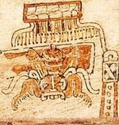abejas maya codice tro cortesiano