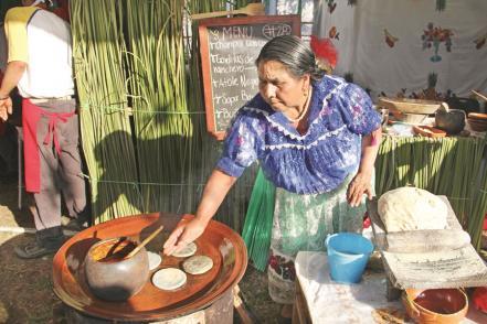 mujeres purepecha patrimonio cultural de la humanidad comida mexicana