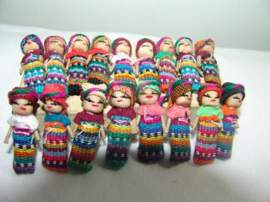 munecas chiapanecas munecas tradicionales mexicanas