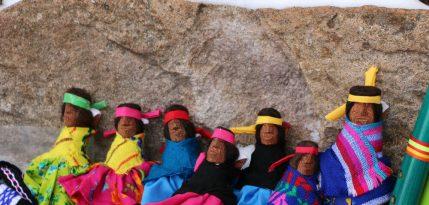 munequitas tarahumaras munecas tradicionales mexicanas
