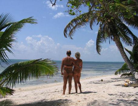 playa sonrisa quintana roo playas nudistas mexico