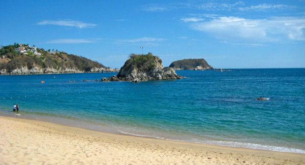 playa yerbabuena oaxaca playas nudistas mexico