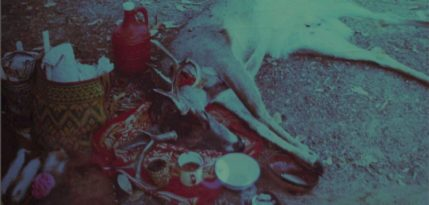 rituales prehispanicos limpias mexico chamanes-Archivo Lilly