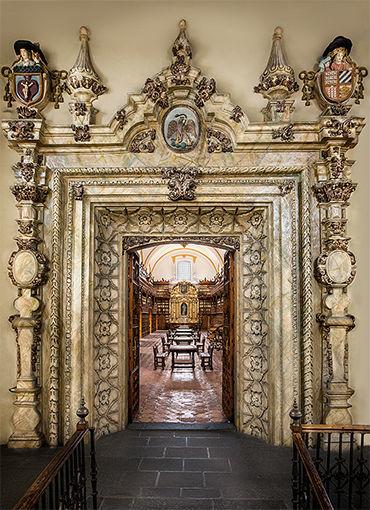 Biblioteca Palafoxiana puebla mas antigua america