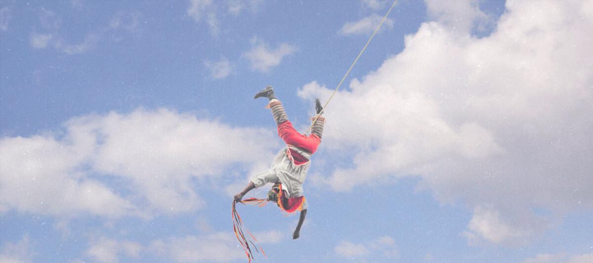 voladores de Papantla, tradición, mexico