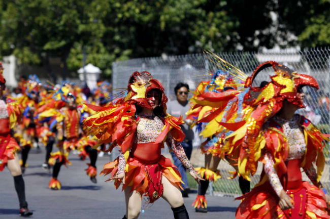 carnaval de merida