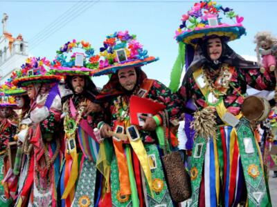mejores carnavales mexico