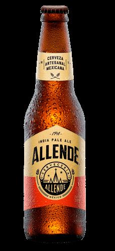 mejores cervezas artesanales mexico cerveza allende
