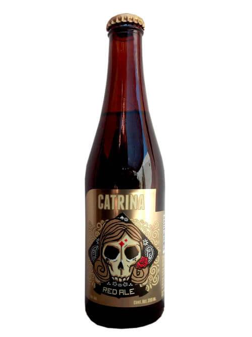 mejores cervezas artesanales mexico cerveza catrina