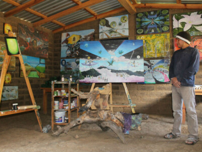 pintor mixe angel vasquez martinez