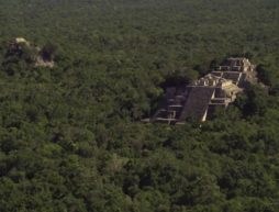 eserva biosfera calakmul selva mexico