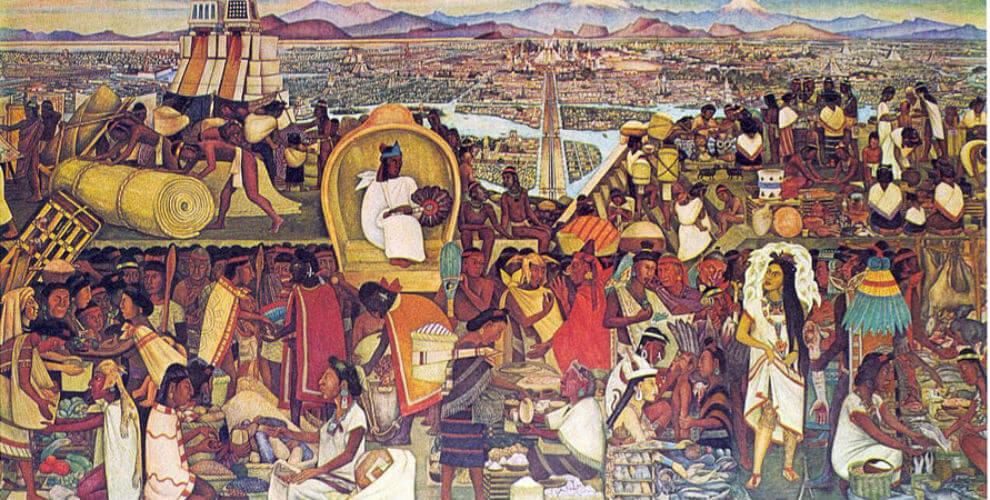 tiaguis mexico prehispanico