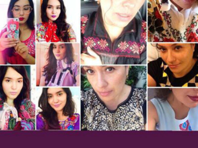 viernes tradicional promocion textil mexicano