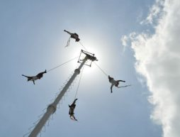 voladores de papantla significado ritual
