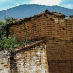 Casas de adobe en algún lugar de Michoacán de Ocampo. Foto: Gerardo Olvera