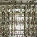 Biblioteca Vasconcelos de Alberto Kalach  Foto: Revista Vía México