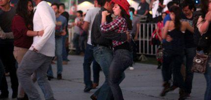 como bailar banda