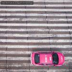 Las calles de la capital mexicana.  Foto: Karolis Janulis