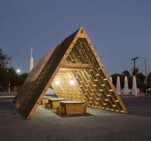 pabellon cultural migrante arquitectura social mexico
