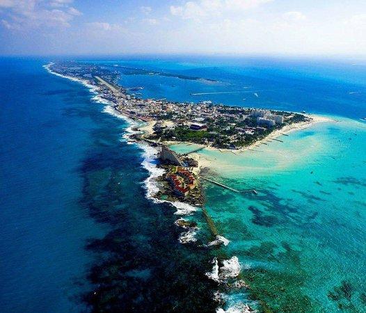 playa norte isla mujeres mexico
