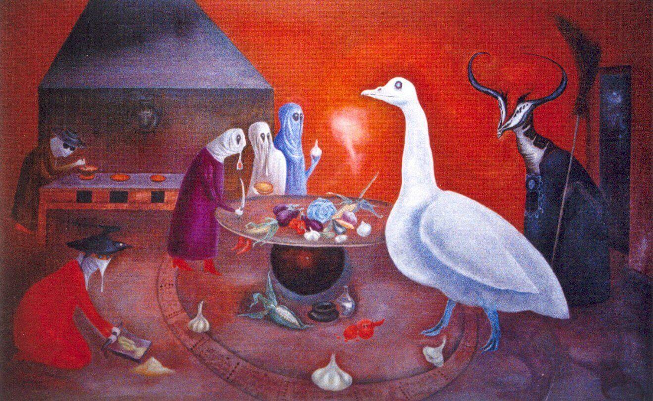 Leonora Carrington-invencion del mole (1) (1)