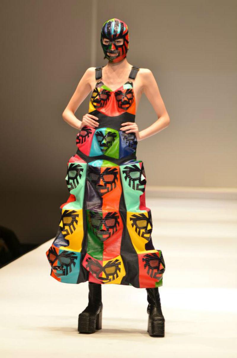 Yukihiro Teshima influencia moda lucha libre