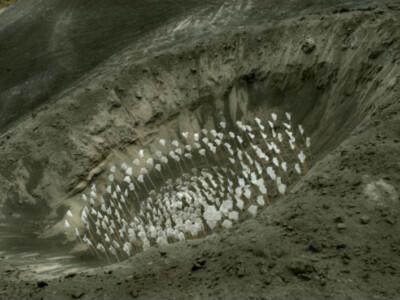 arte en el volcan paricutin festival arte de la tierra
