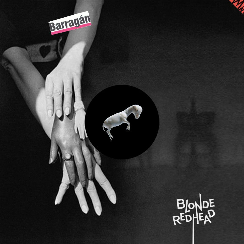 barragan album dedicado blonde redhead