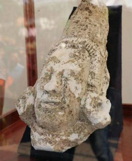encuentran monolito dios del maiz Yum Kaax chiapas