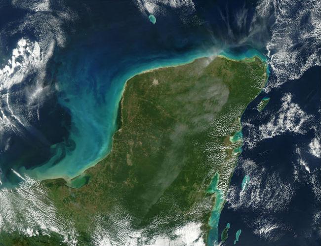 imagenes espacio mexico yucatan