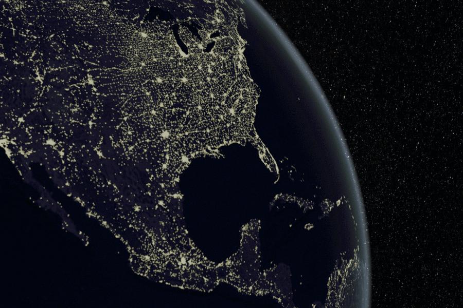 imagenes mexico desde el espacio nasa