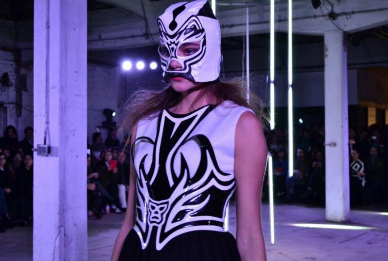 lucha libre influencia moda Jean Paul Gaultier