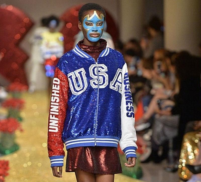 lucha libre influencia moda Markus Kupfer
