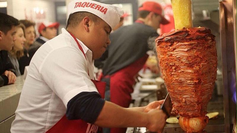 oficios mexicanos taquero