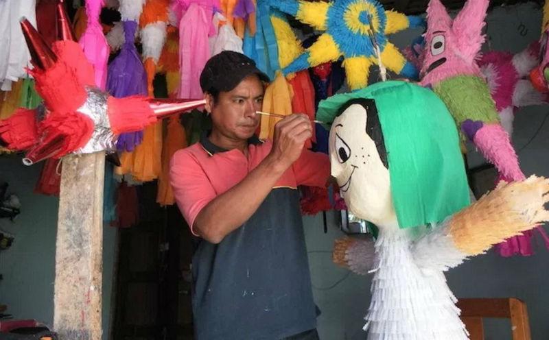 oficios mexico pinatero