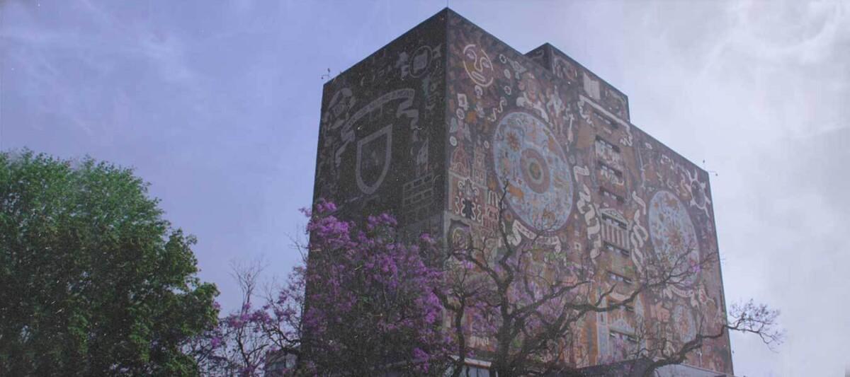 mural unam, mural mas grande, representacion cultural