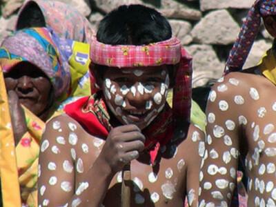 semana-santa-raramuri indigenas mexico