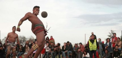 torneo juego de la pelota mesoamericano