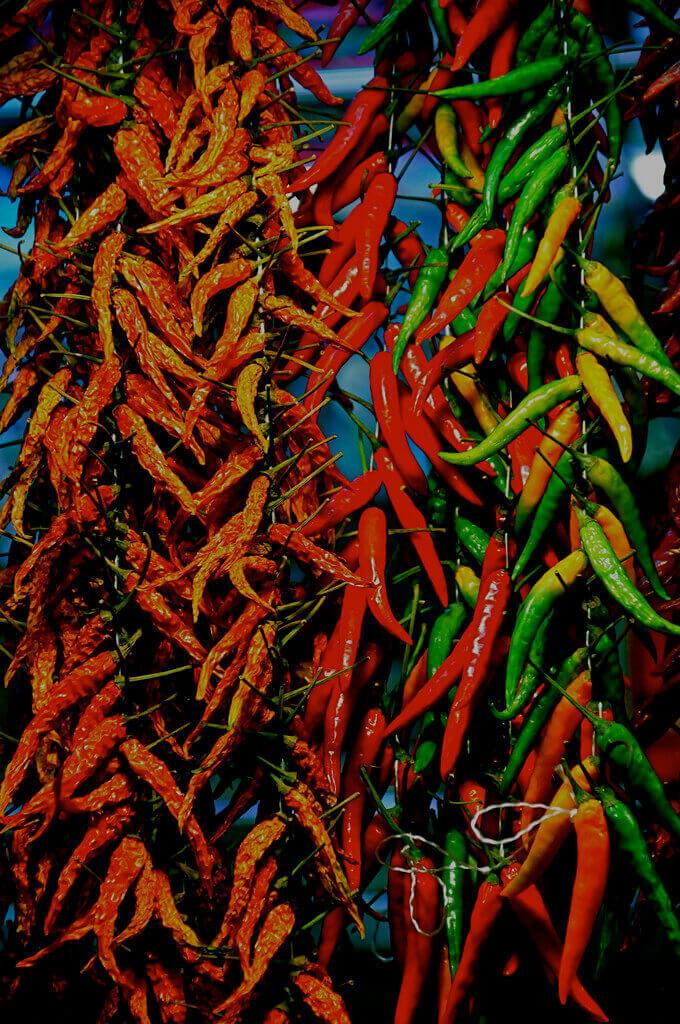 chiles-salsa mexicana-CC-Paul-flikr-