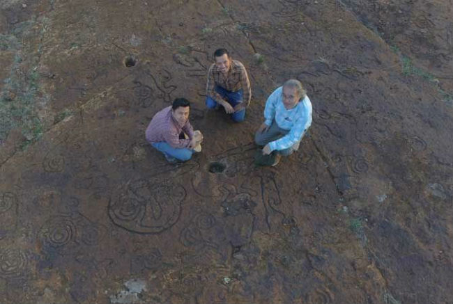 petroglifos jalisco